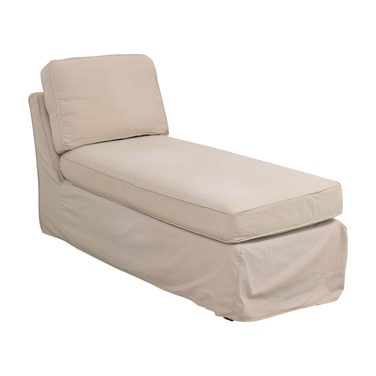 Crate & Barrel Crate & Barrel Chaise Lounge ct