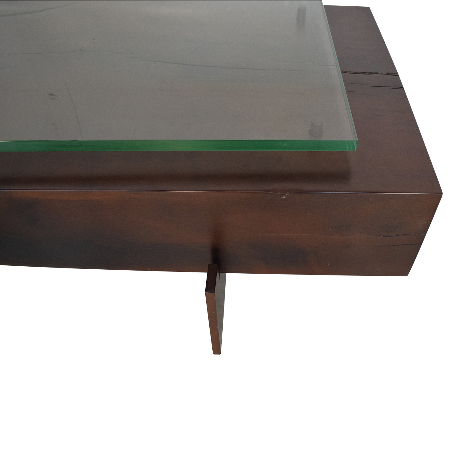 buy Iguatemi Coffee Table With Glass Moura Starr Tables