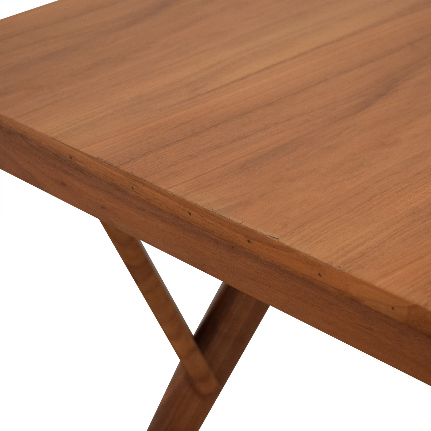 shop Organic Modernism Palermo Dining Table Organic Modernism