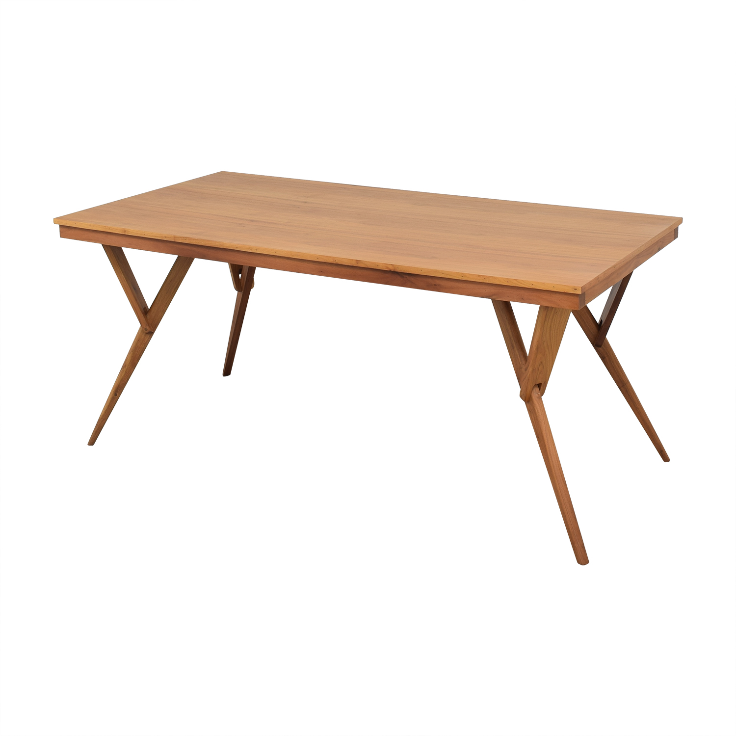 Organic Modernism Organic Modernism Palermo Dining Table dimensions