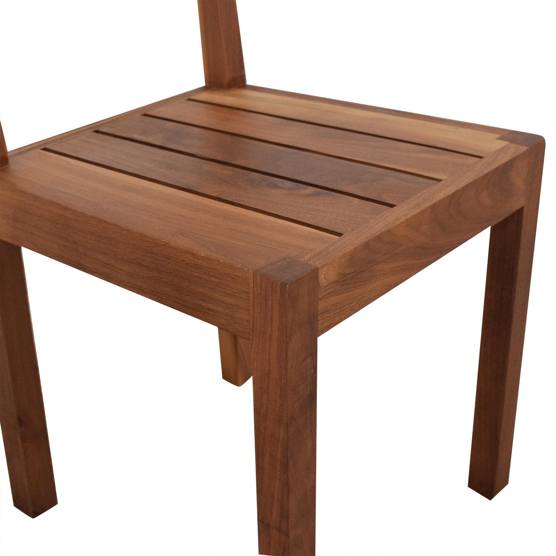 Organic Modernism Organic Modernism Kansas Dining Chair ma