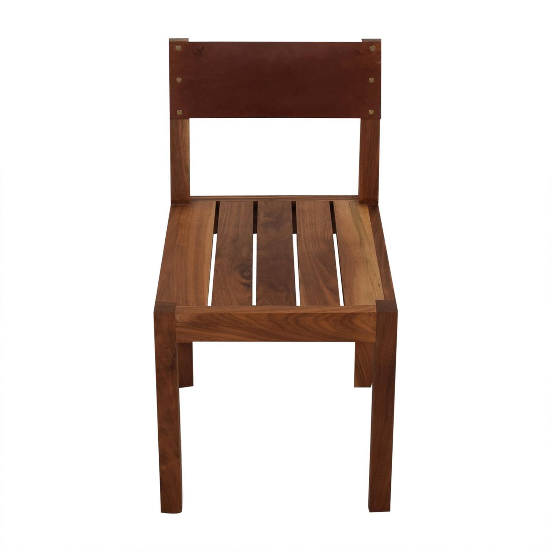 Organic Modernism Organic Modernism Kansas Dining Chair