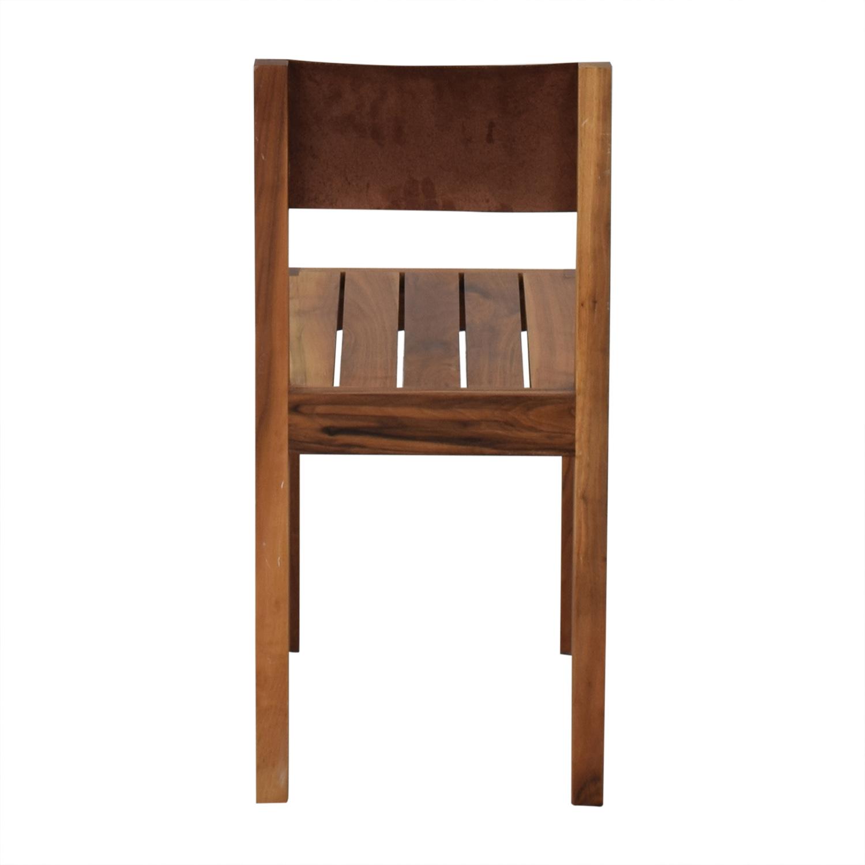buy Organic Modernism Kansas Dining Chair Organic Modernism