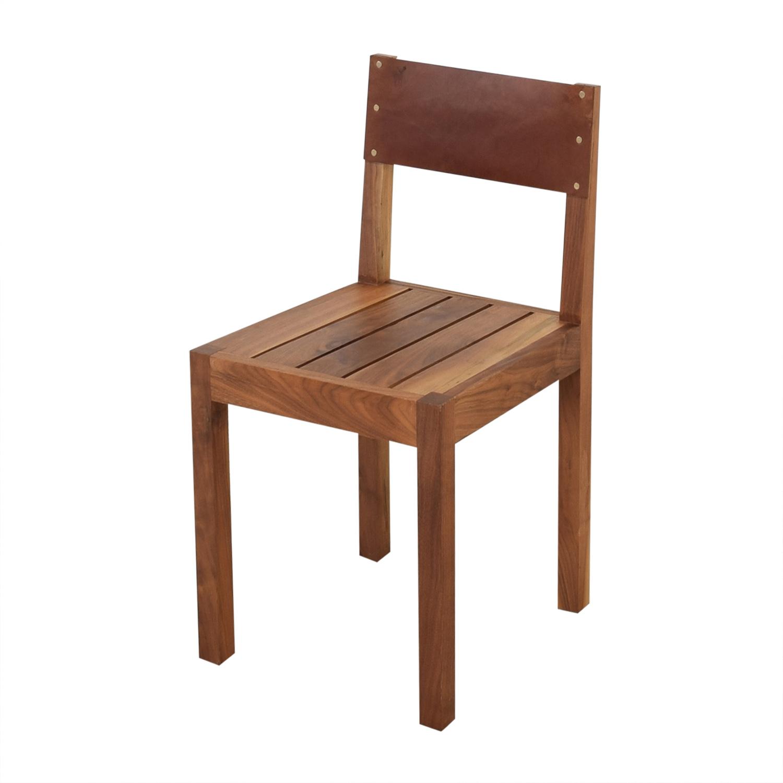 Organic Modernism Organic Modernism Kansas Dining Chair second hand