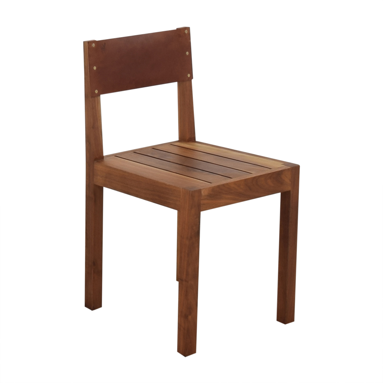 buy Organic Modernism Kansas Dining Chair Organic Modernism Dining Chairs