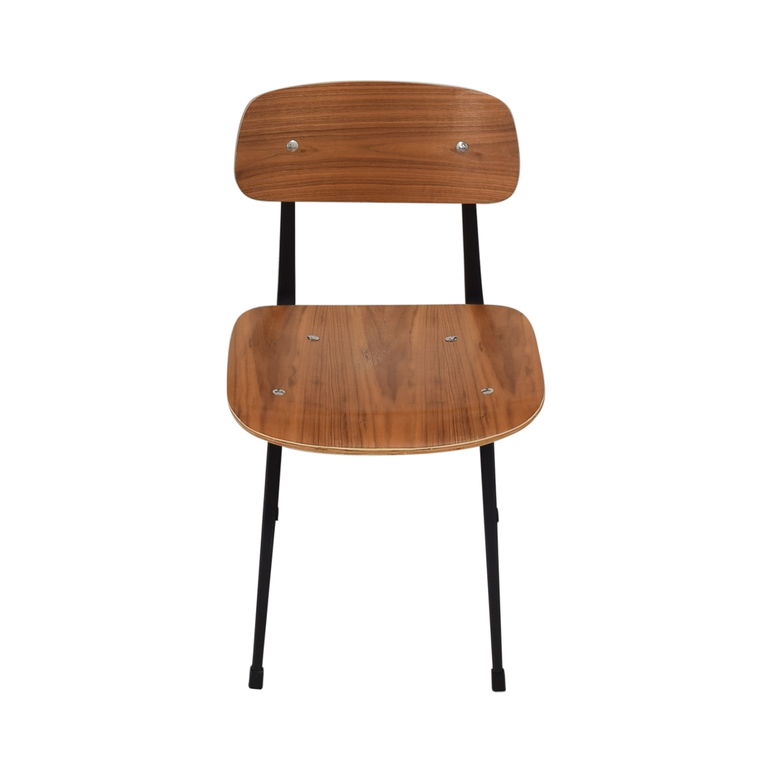 Organic Modernism Organic Modernism Cafe Walnut Dining Chair ct
