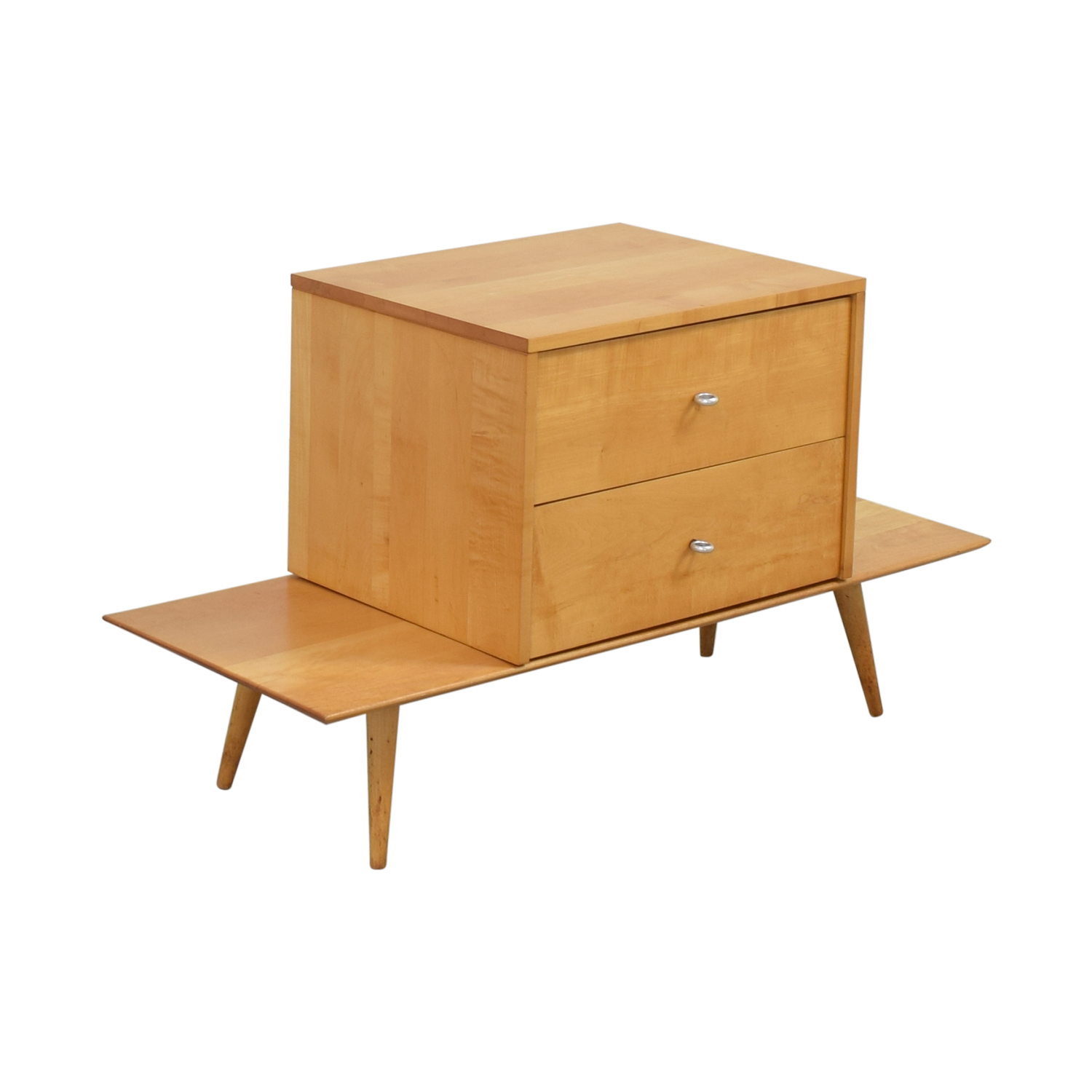 Paul McCobb Paul McCobb Planner Group Bench with Cabinet on sale