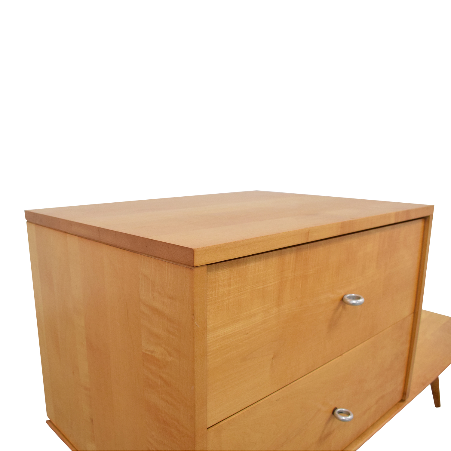 Paul McCobb Paul McCobb Planner Group Bench with Cabinet second hand