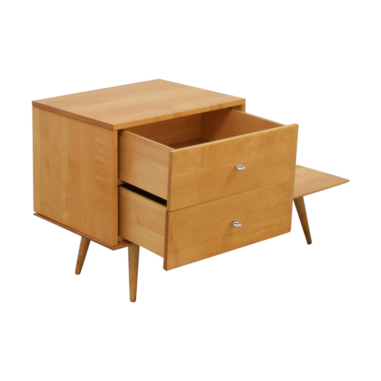 Paul McCobb Planner Group Bench with Cabinet / Storage