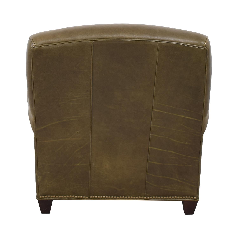 Macy's Macy's Modern Concepts Club Chair dimensions