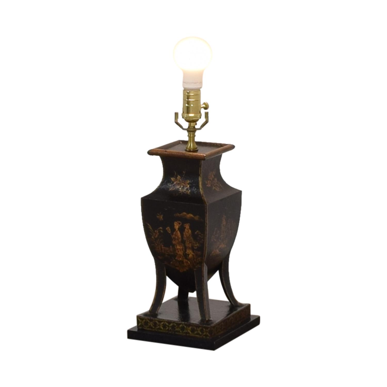 Asian Table Lamp Lamps