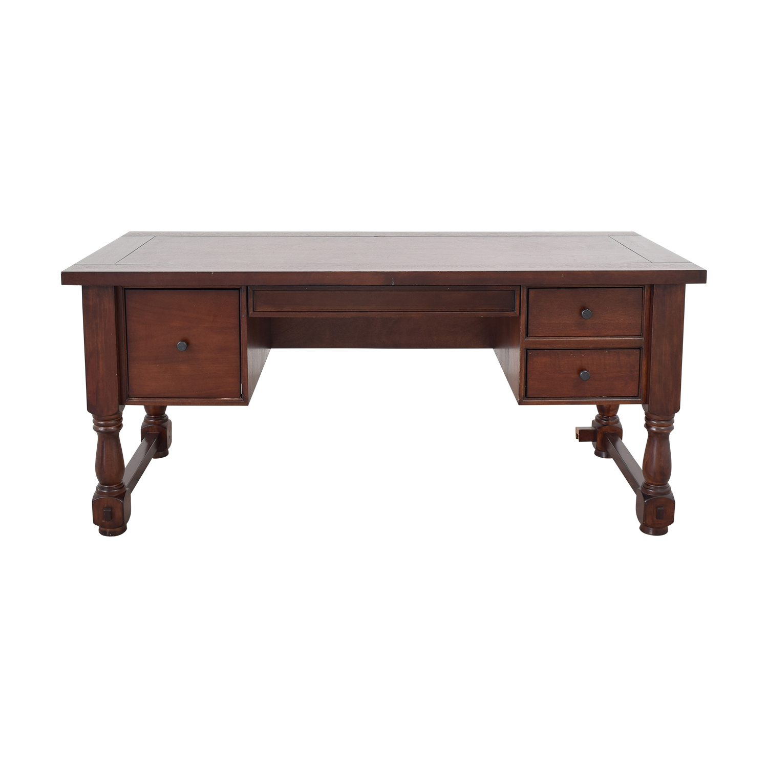 Pottery Barn Pottery Barn Executive Desk price