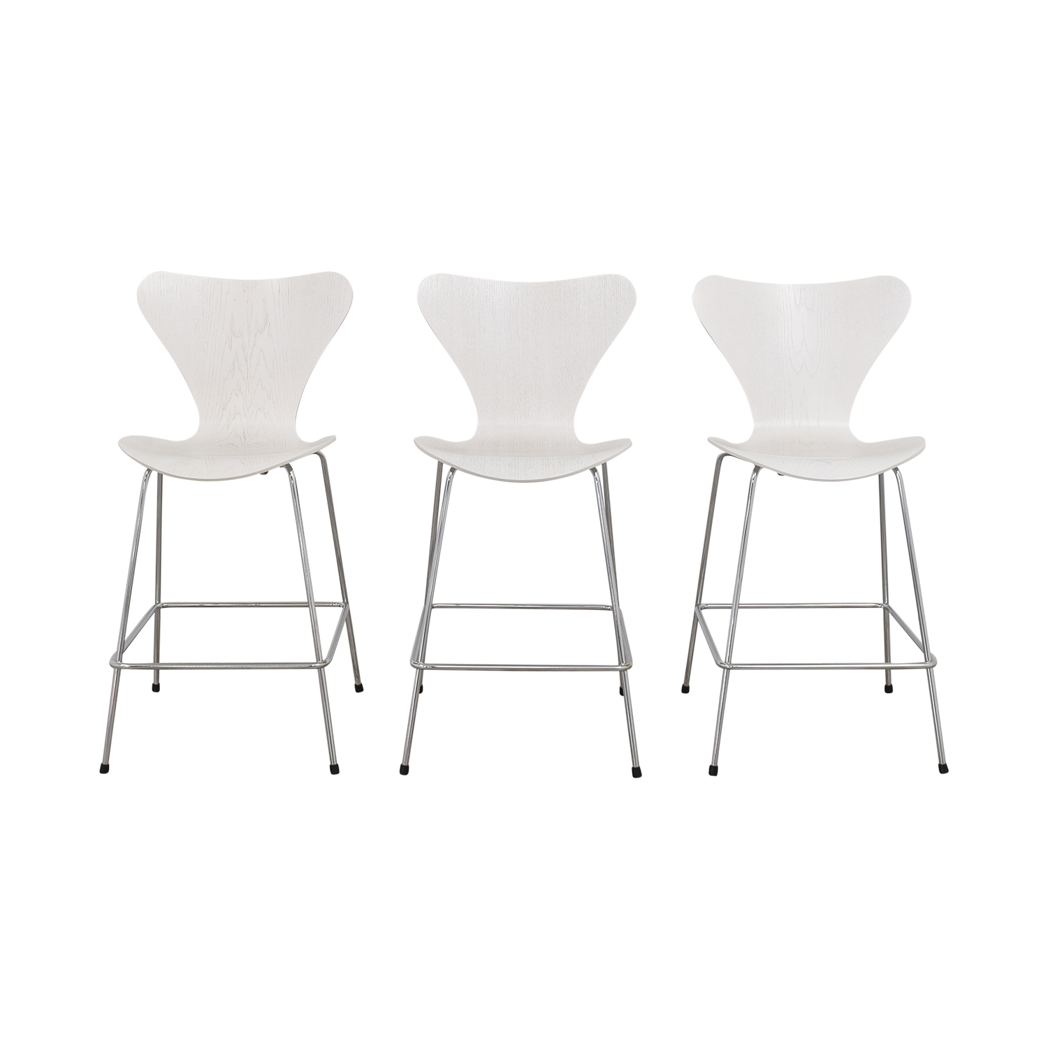 Design Within Reach Design Within Reach Serie 7 Counter Stools ma