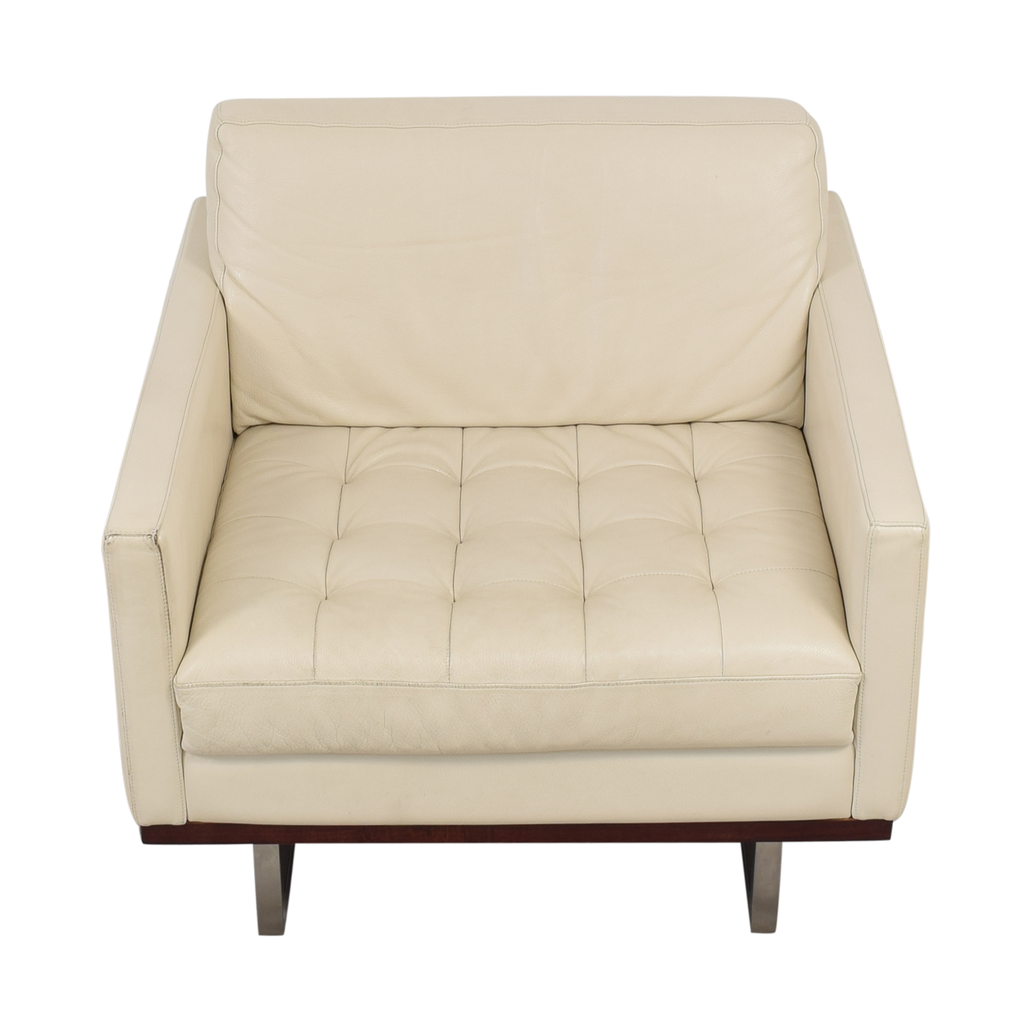 American Leather American Leather Mid Century Armchair coupon