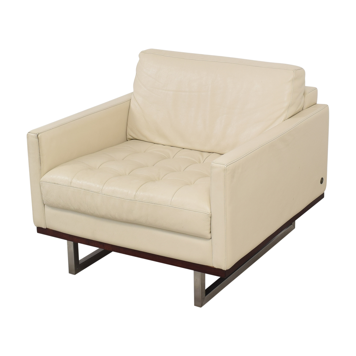 American Leather American Leather Mid Century Armchair price