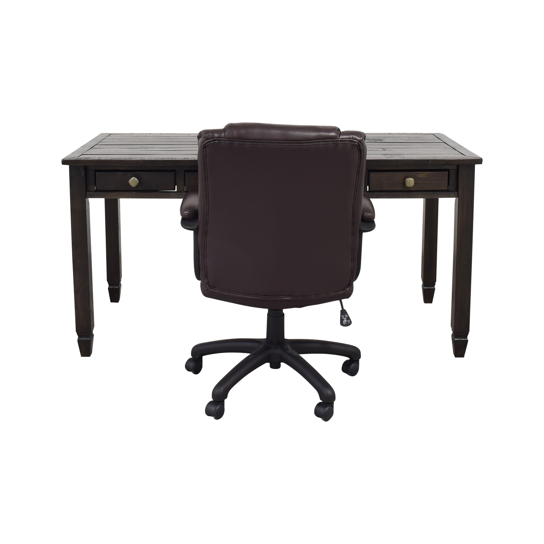 Raymour & Flanigan Raymour & Flanigan Chair and Desk nj
