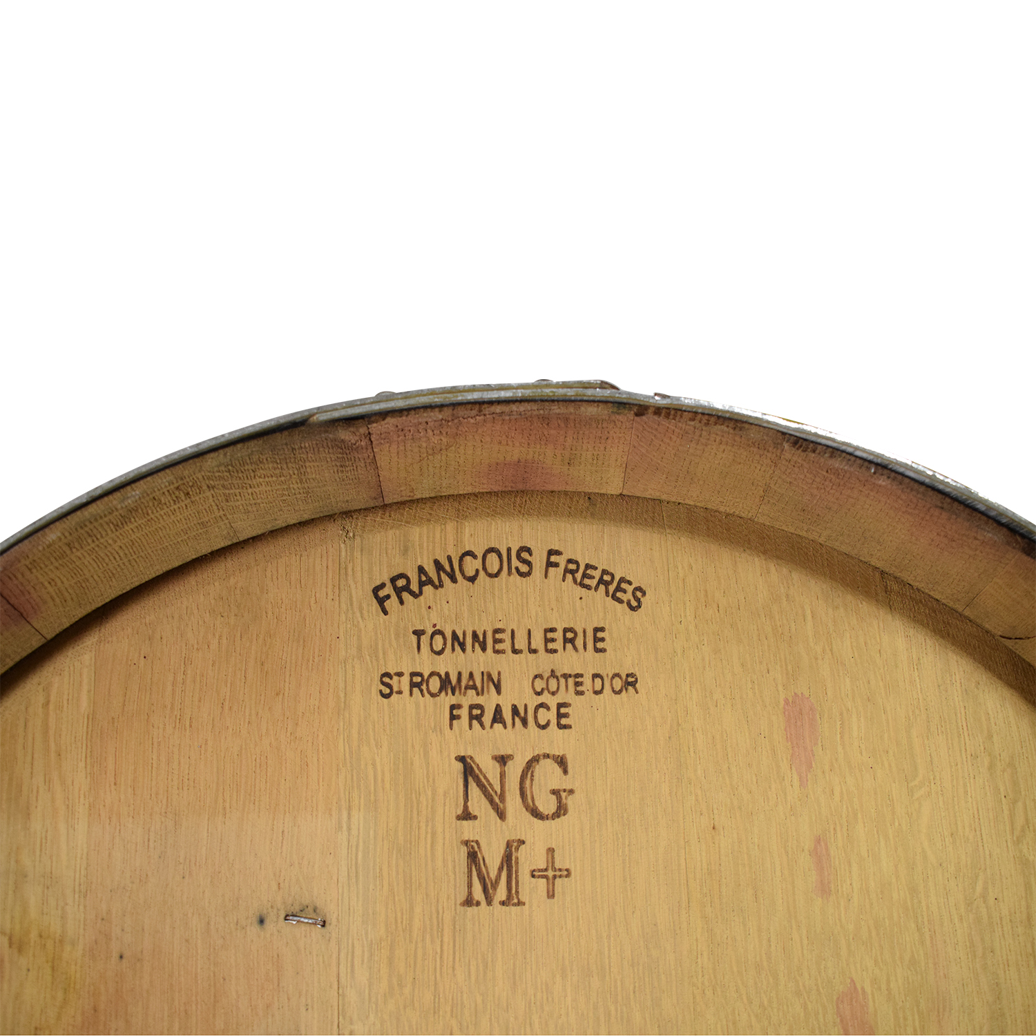 Glass Top Wine Barrel Entertainment Table with Stools nj