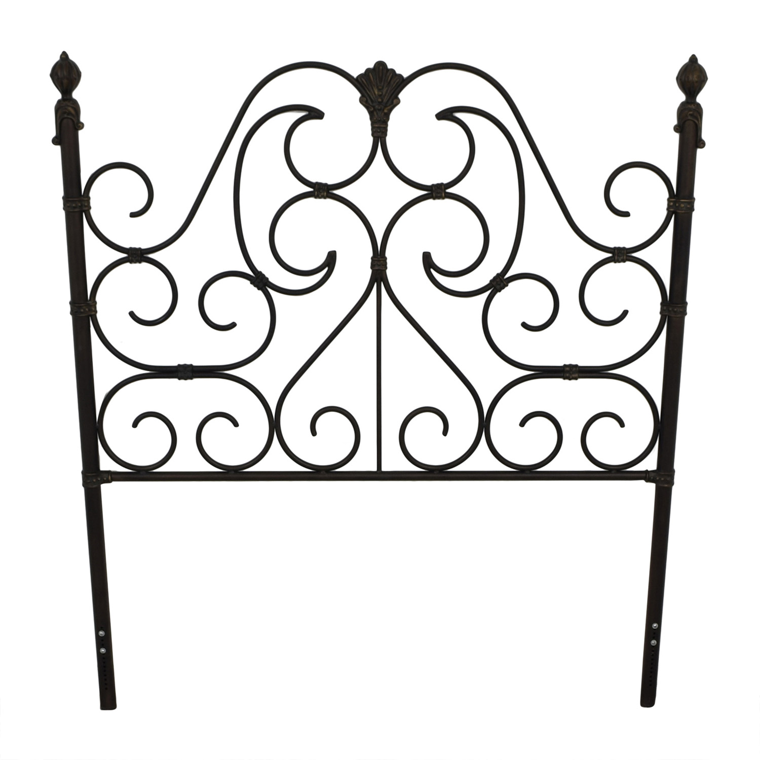 shop Ornate Queen Headboard