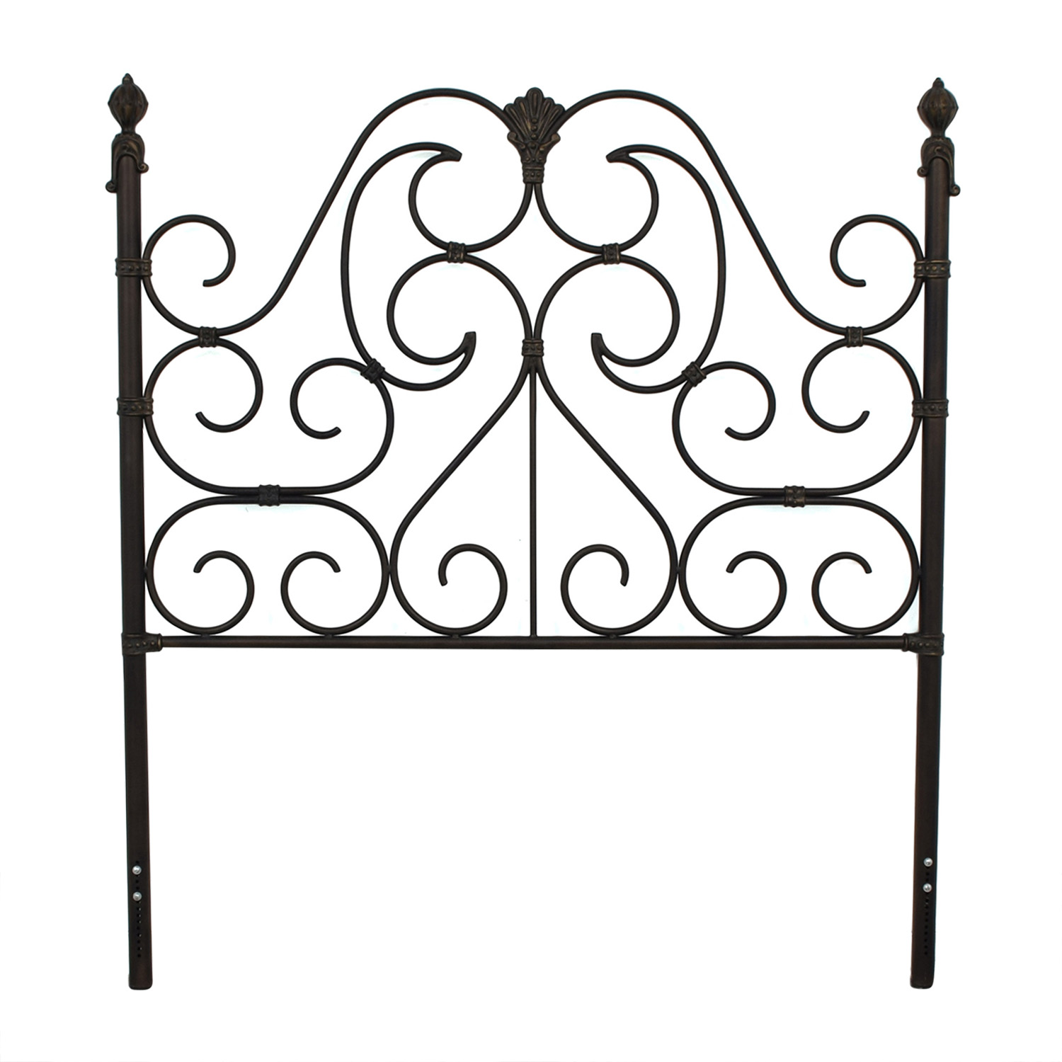 Ornate Queen Headboard ma