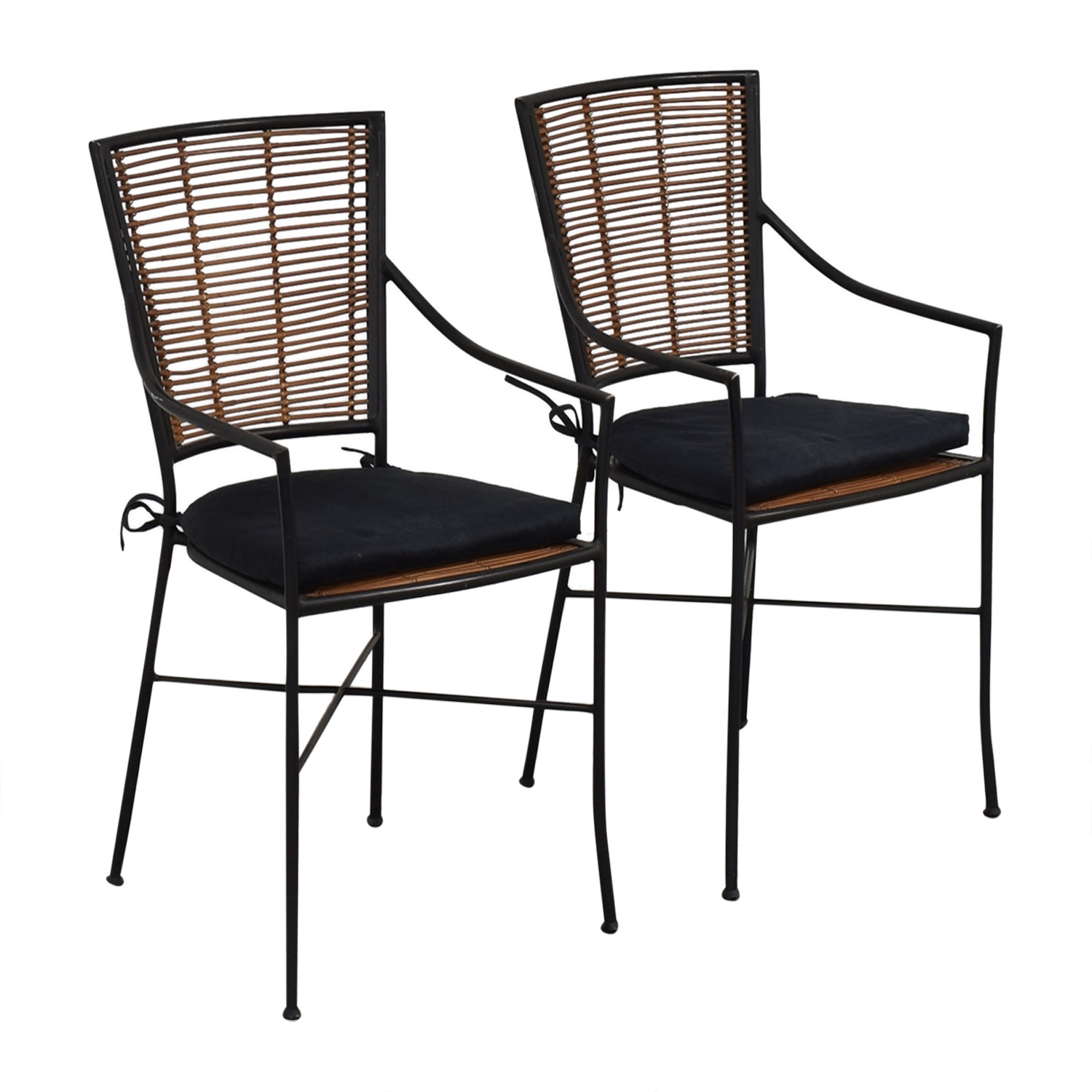 Crate & Barrel Crate & Barrel Dining Chairs used