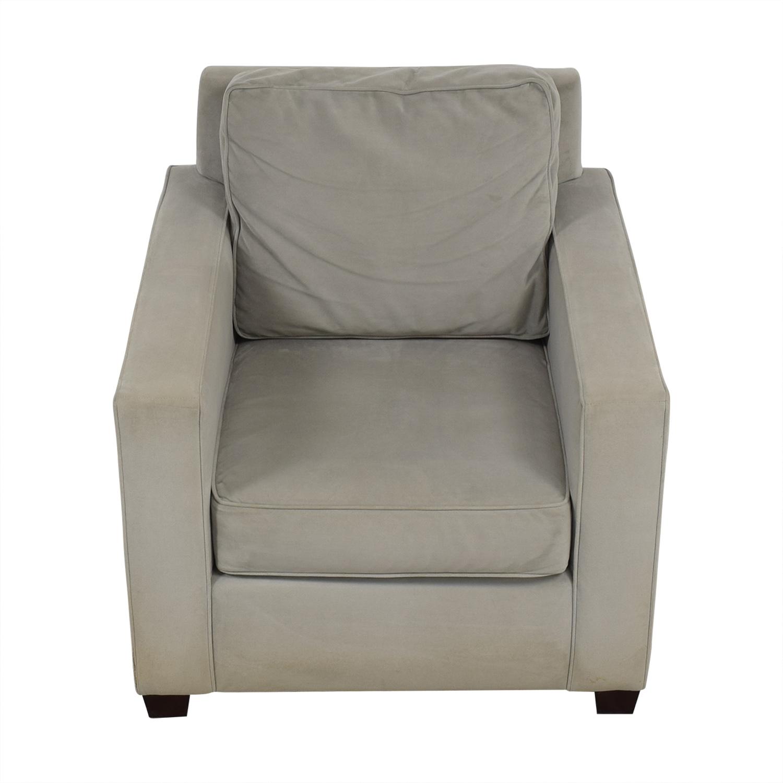 shop West Elm Henry Armchair West Elm Accent Chairs