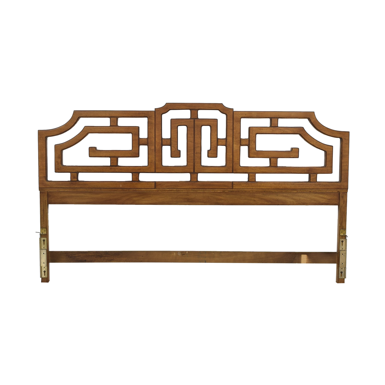 shop Thomasville Asian Inspired King Headboard Thomasville Beds