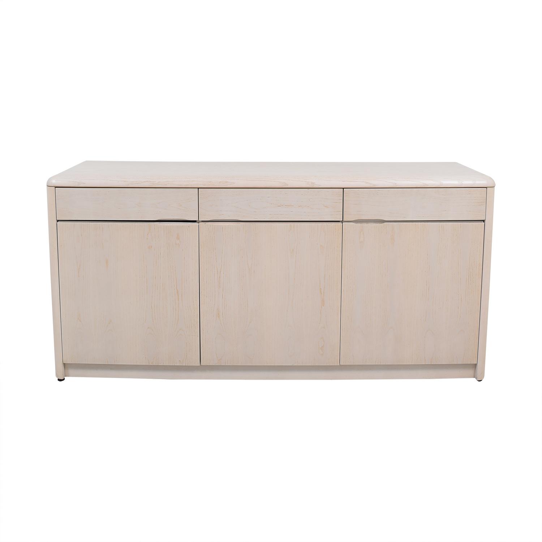 63 Off Minimalist Buffet Sideboard Storage