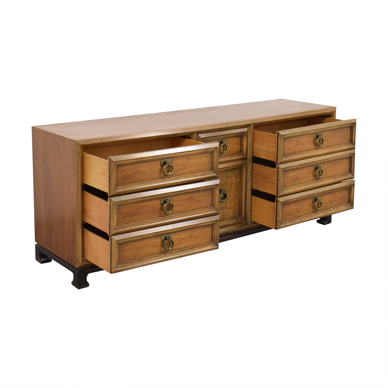 Thomasville Mid Century Triple Dresser sale