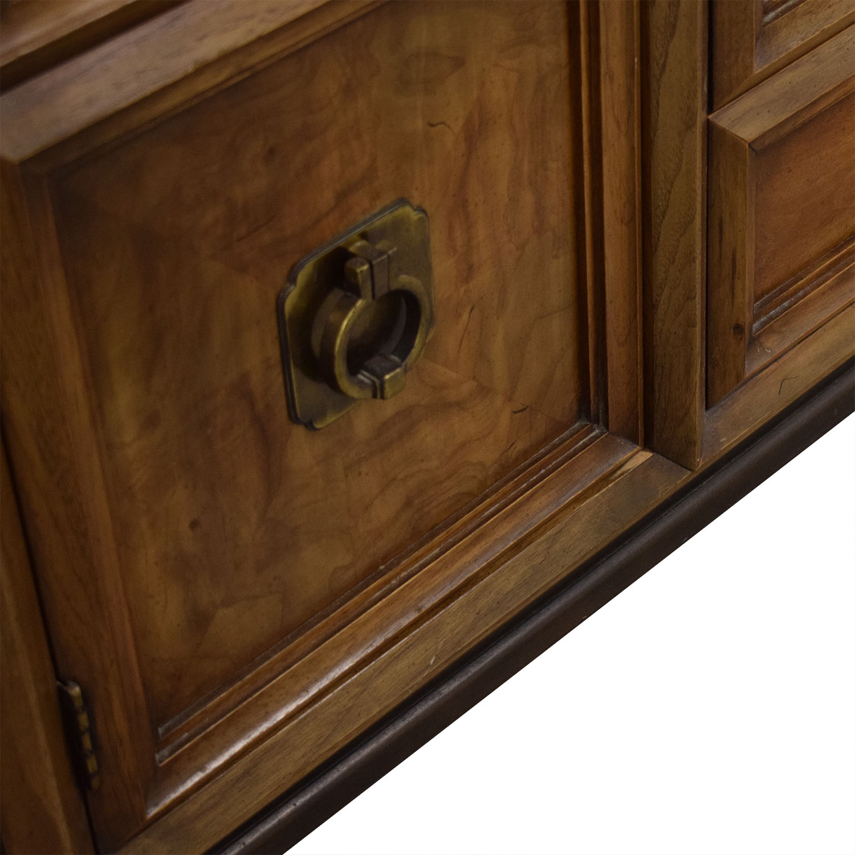 Thomasville Mid Century Triple Dresser / Dressers