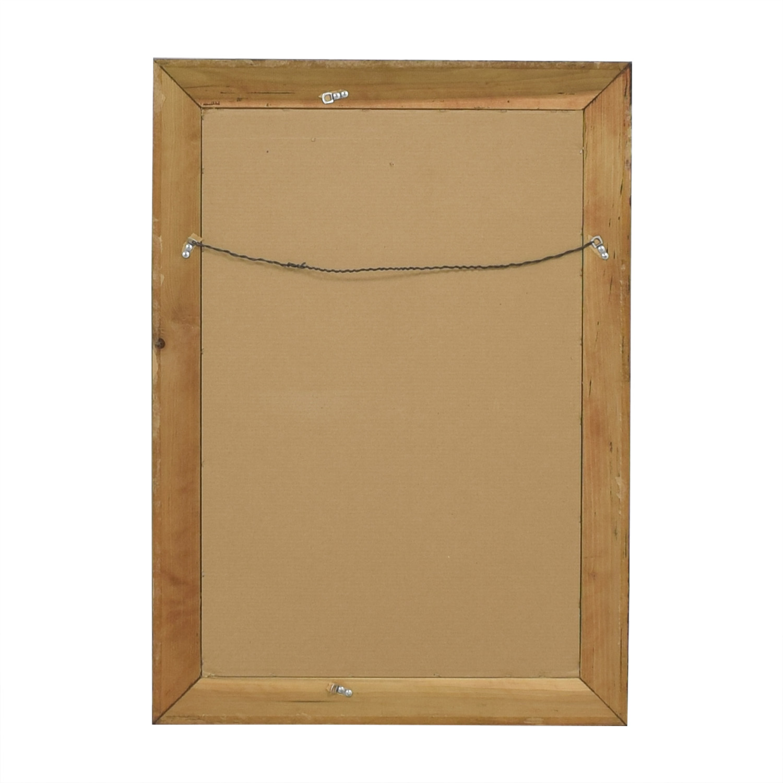 Rectangular Wall Mirror price