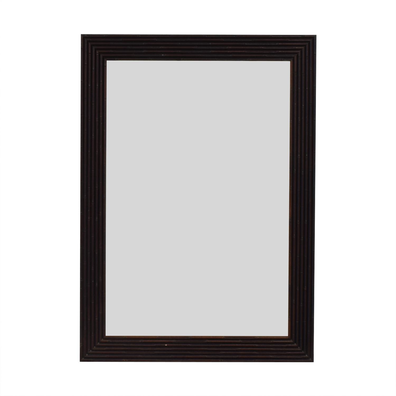 Rectangular Wall Mirror used