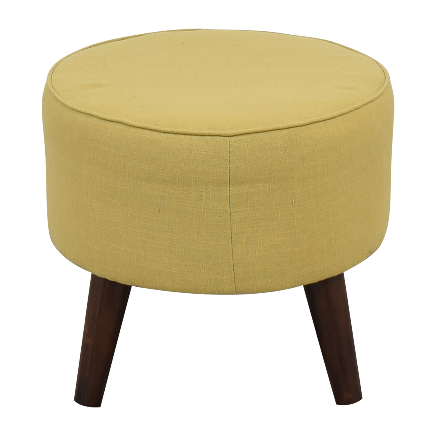 Cost Plus World Market Cost Plus World Market Ottoman light yellow