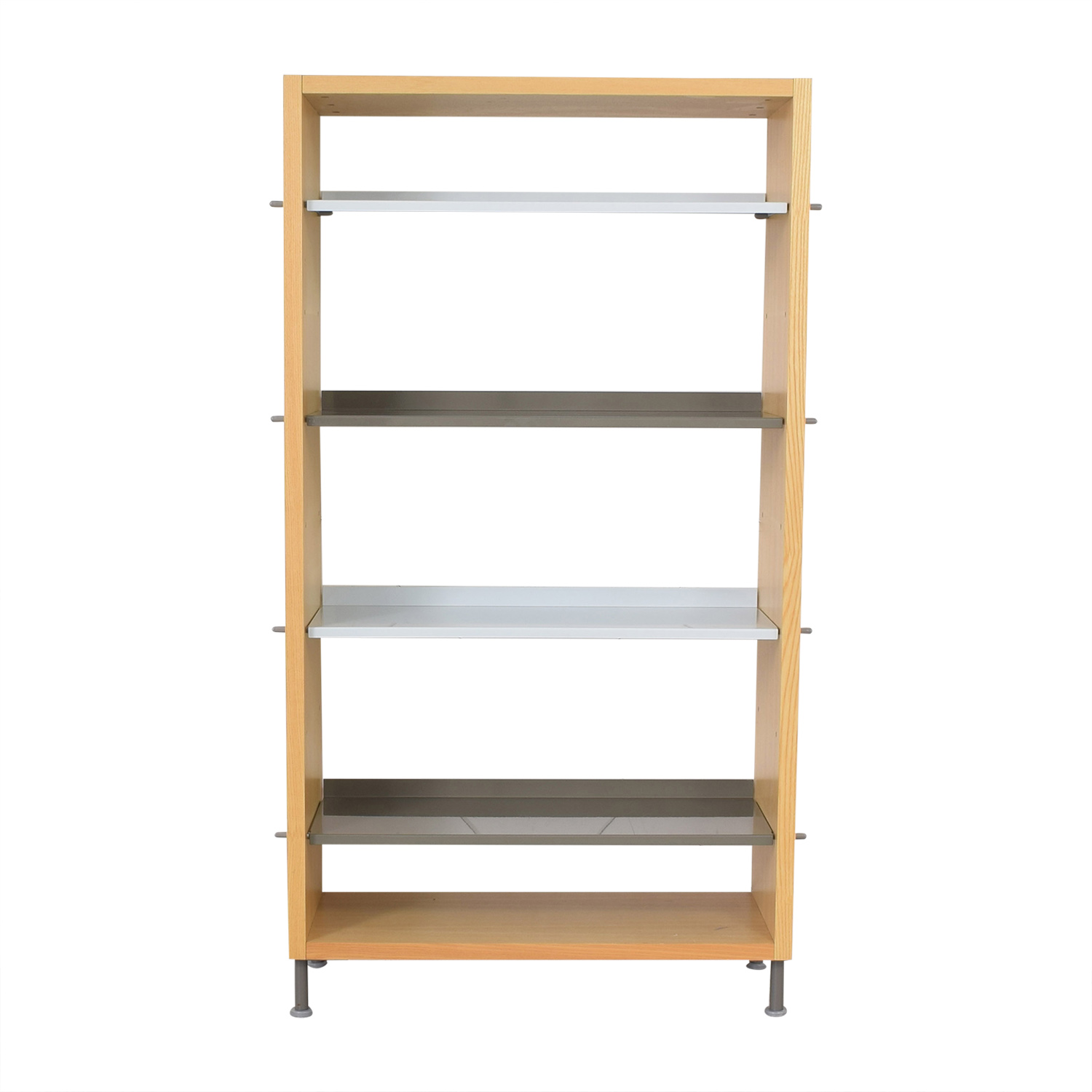 shop Blu Dot D3 Bookcase Blu Dot Storage