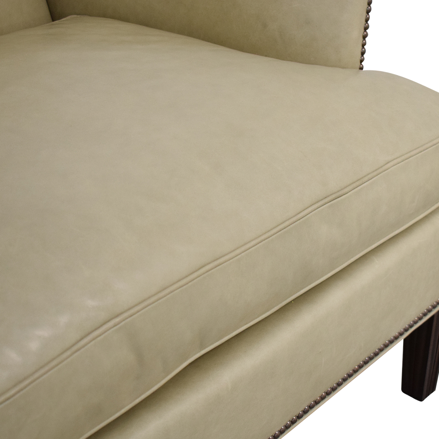 Hickory Chair Hickory Chair Studded Sofa second hand