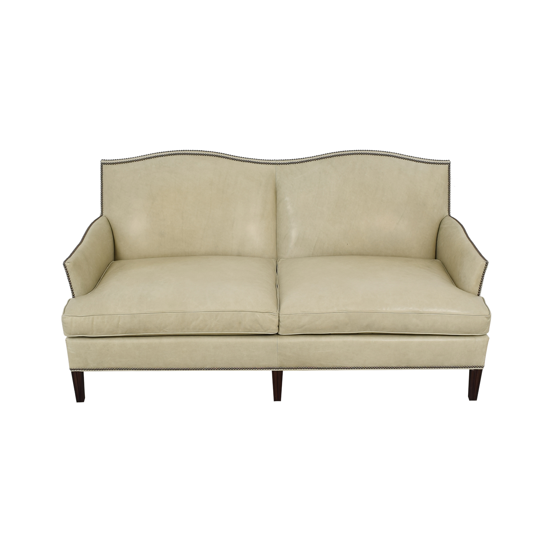 Hickory Chair Hickory Chair Studded Sofa price