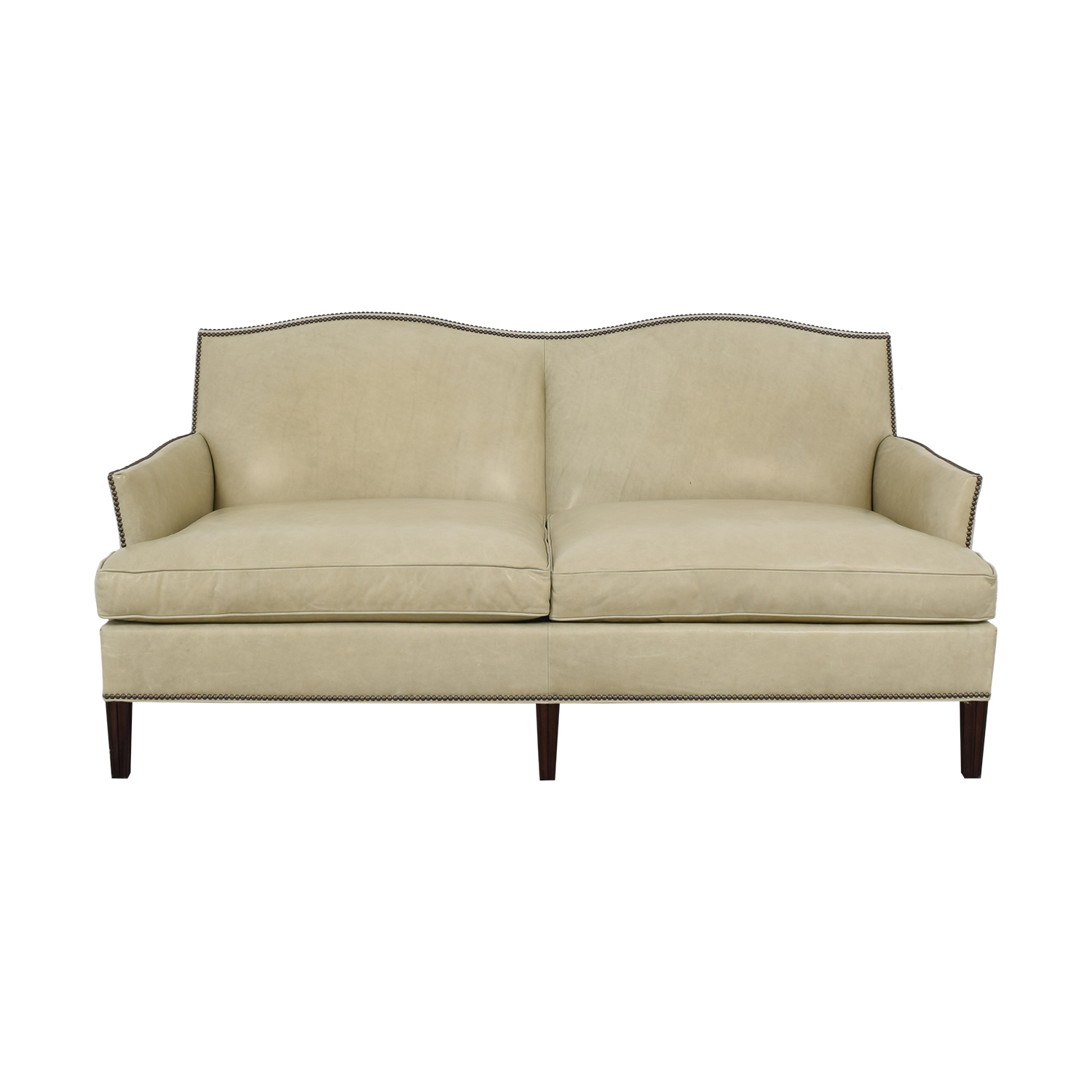 Hickory Chair Hickory Chair Studded Sofa discount
