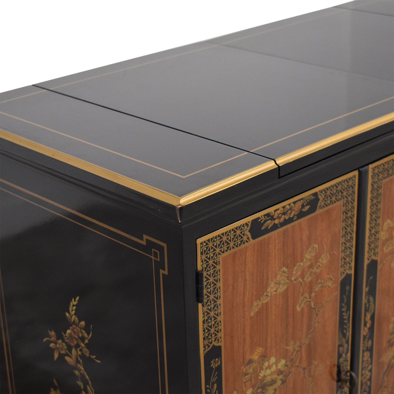 shop Drexel Inlay Bar Drexel Cabinets & Sideboards