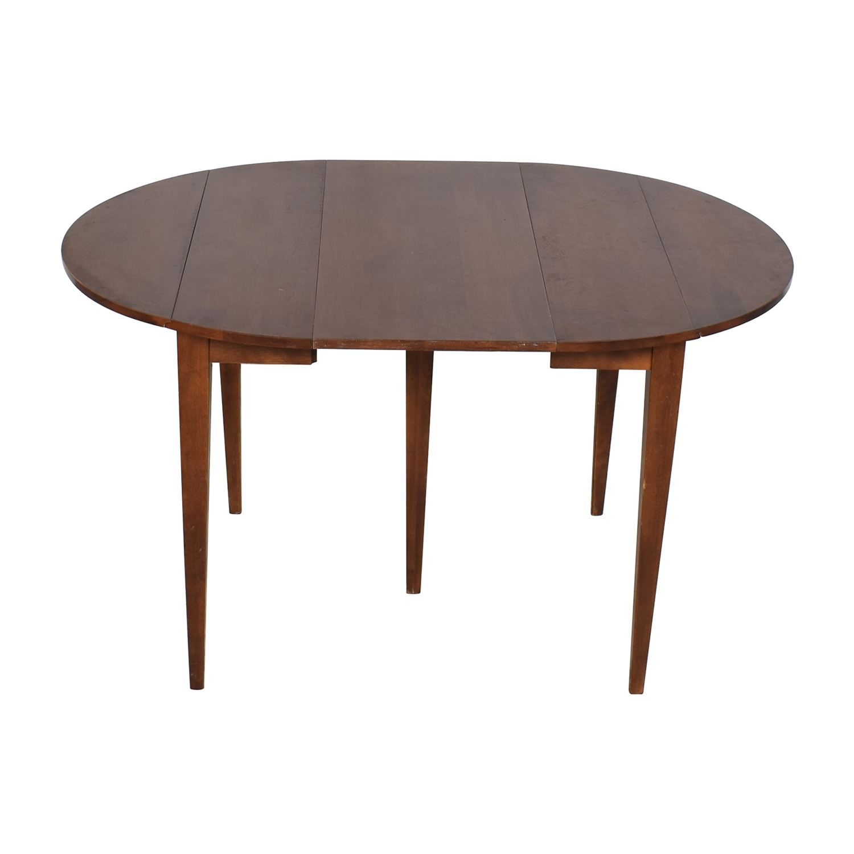 Nichols & Stone Nichols & Stone Walden Drop Leaf Extension Table Tables