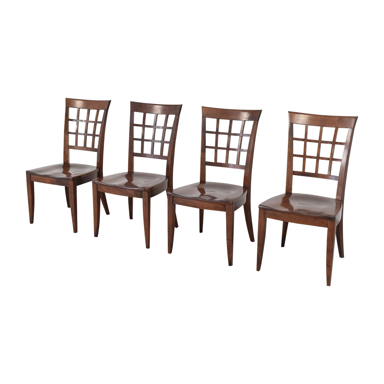 shop Stickley Furniture Cambridgeport Side Chairs Stickley Furniture Dining Chairs