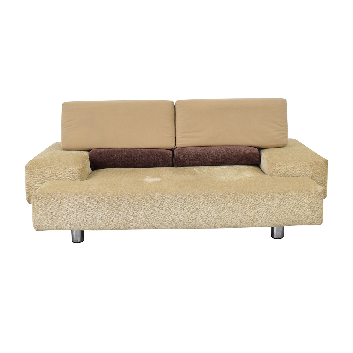 73% OFF - Aeon Furniture Aeon Furniture Convertible Sofa / Sofas