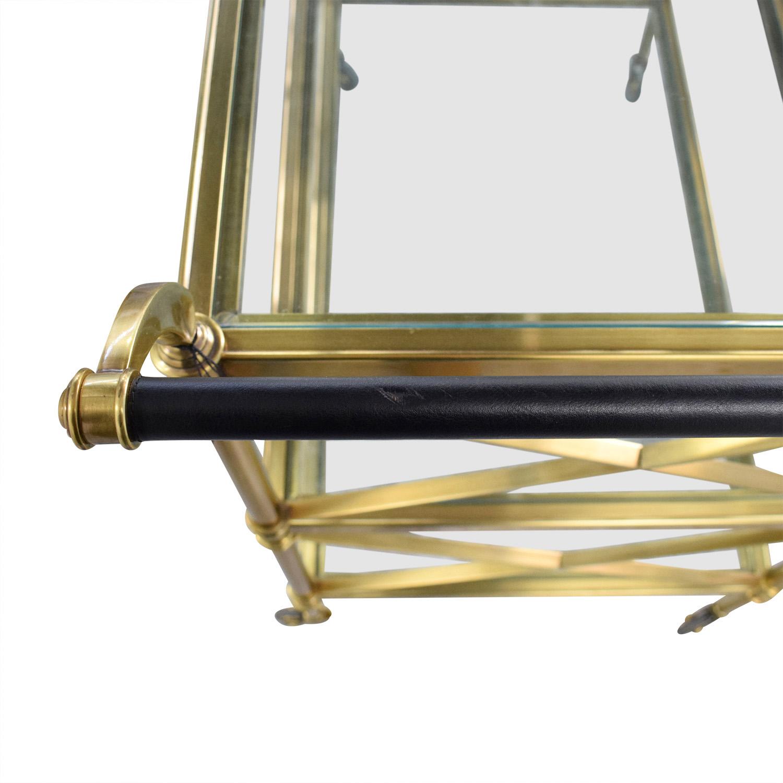 Aeon Furniture Aeon Furniture Bar Cart for sale