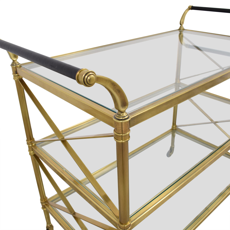 Aeon Furniture Bar Cart / Utility Tables