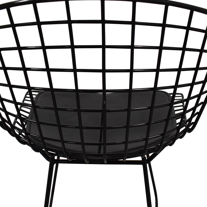 Knoll Knoll Bertoia Side Chair pa