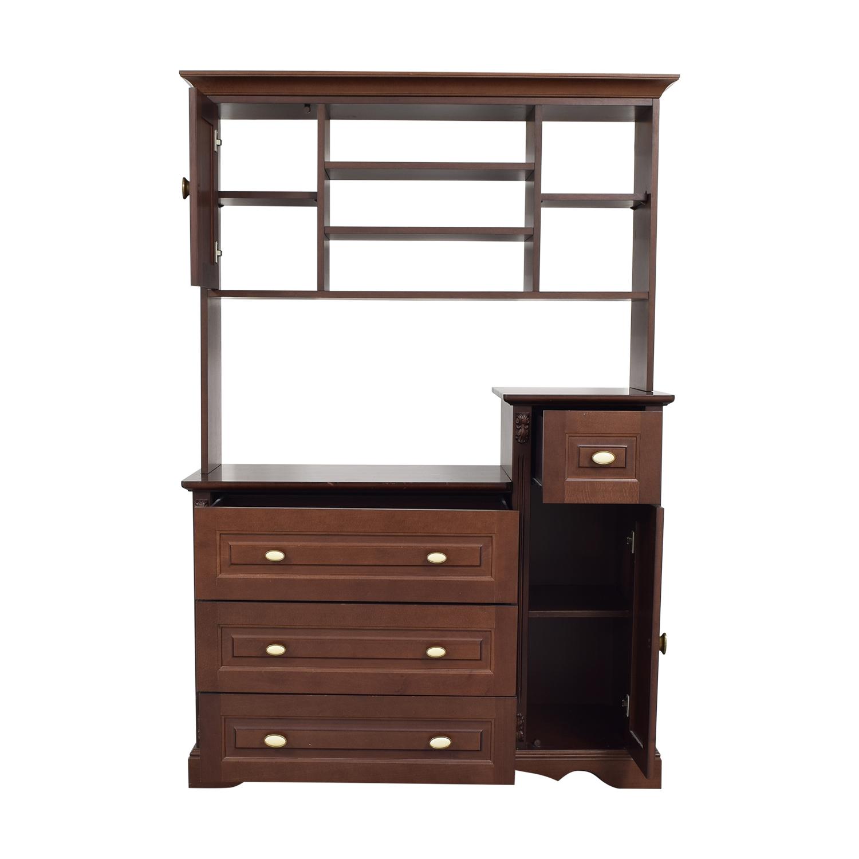 Pali Italian Dresser with Hutch sale
