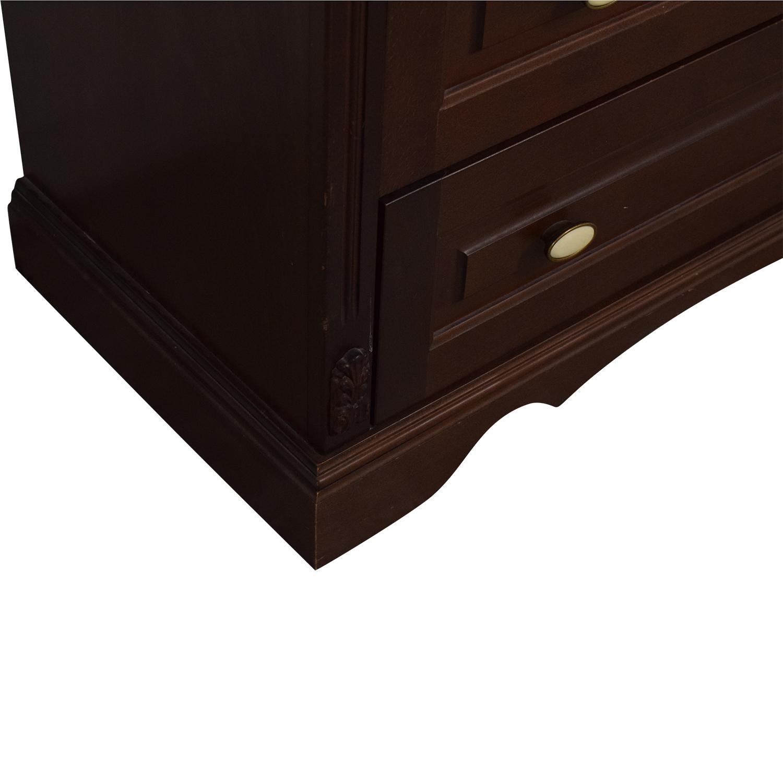 Pali Italian Dresser with Hutch / Storage