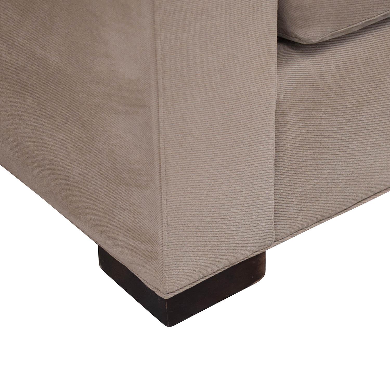 buy Crate & Barrel Crate & Barrel Axis II Sofa online