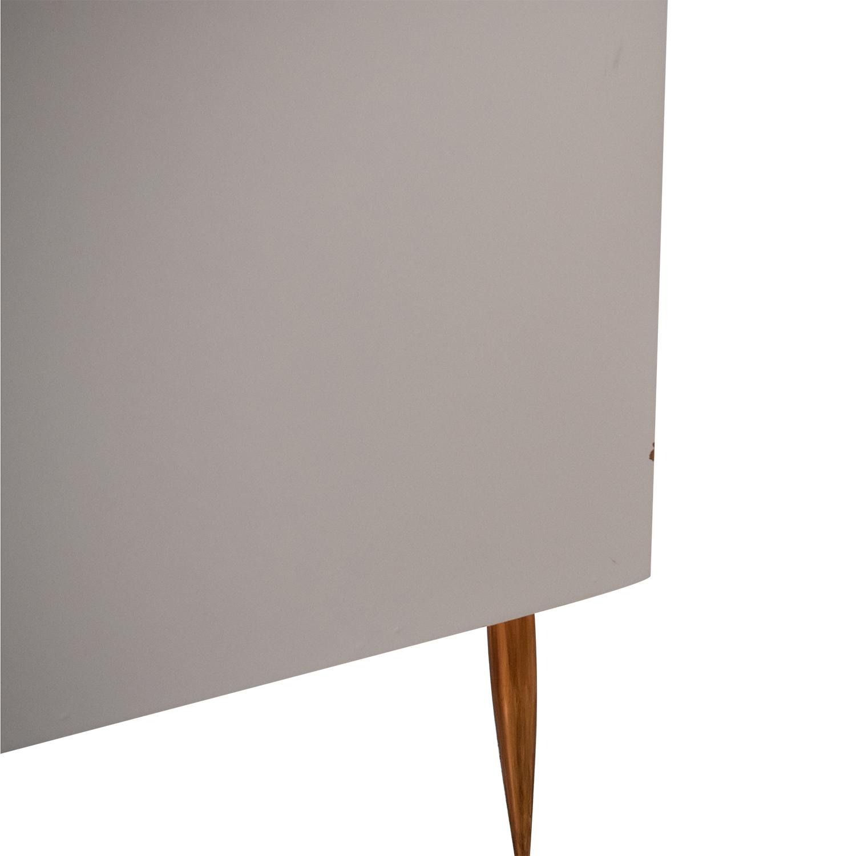 buy Organic Modernism Two Drawer Bedside Tables Organic Modernism Tables
