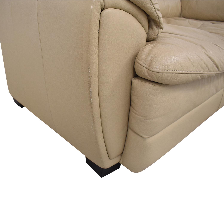 Two Cushion Love Seat ma