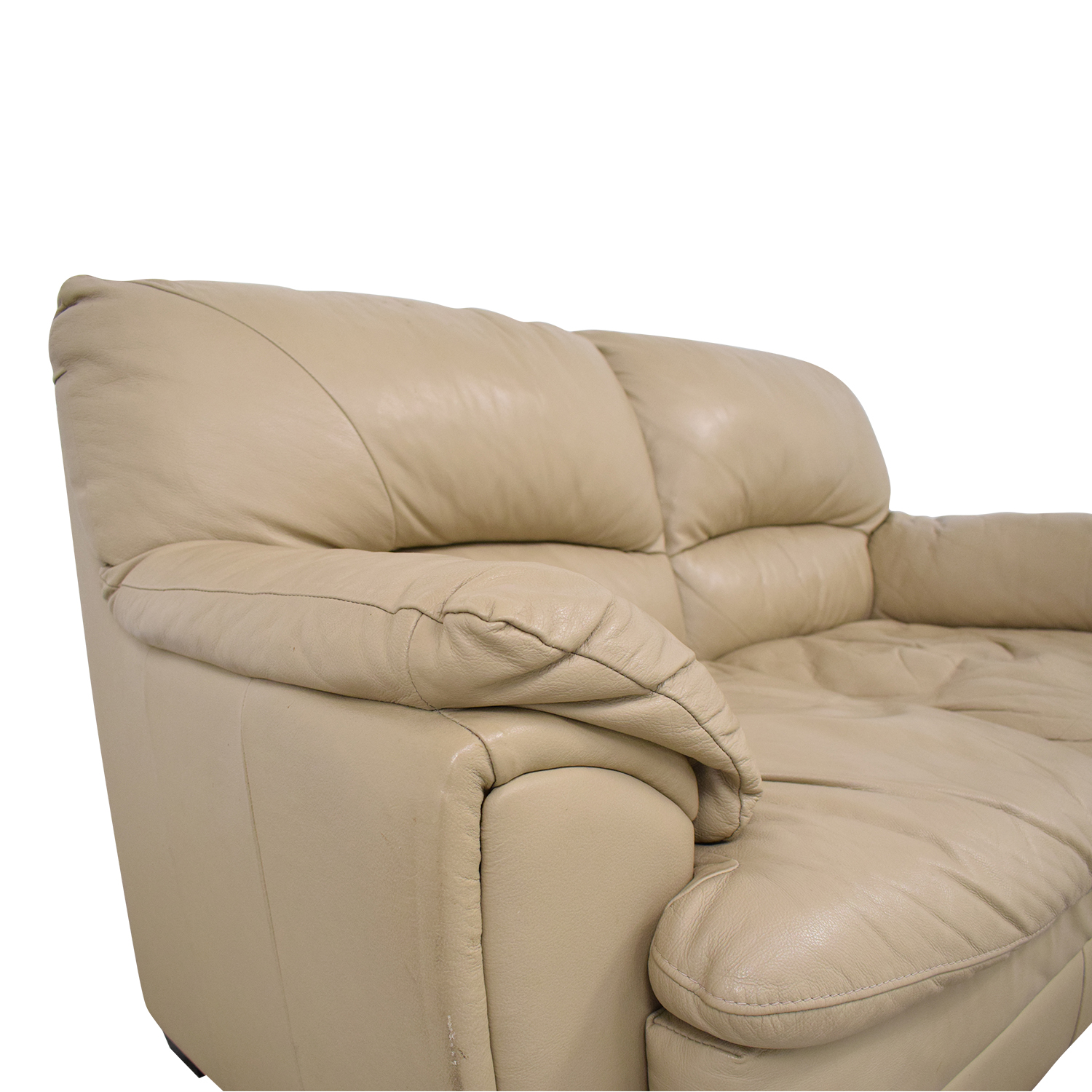 Two Cushion Love Seat second hand