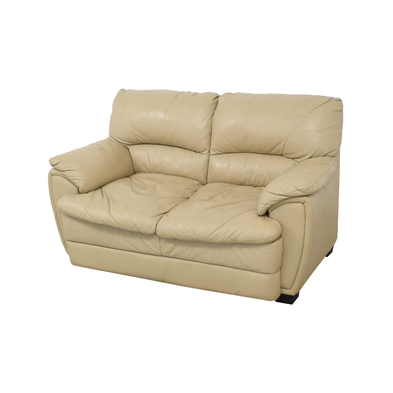 Two Cushion Love Seat